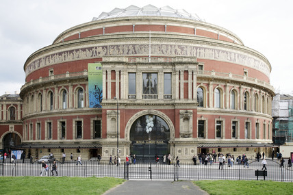 The Royal Albert Hall; 2009