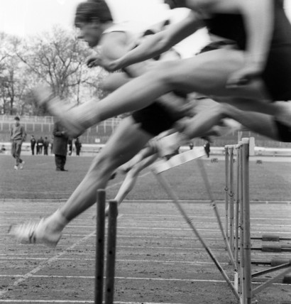 London Schools Athletics; c1967