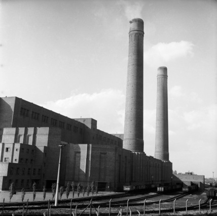 Croydon Power Station c. 1957