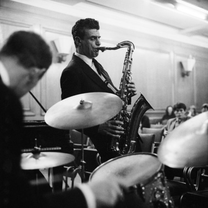 Modern Jazz Band playing at the Regent Street PolytechnicC 1962