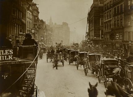 High Holborn near Chancery Lane; 1902