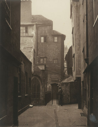 St. Bartholomew The Great And Cloth Fair: 1877