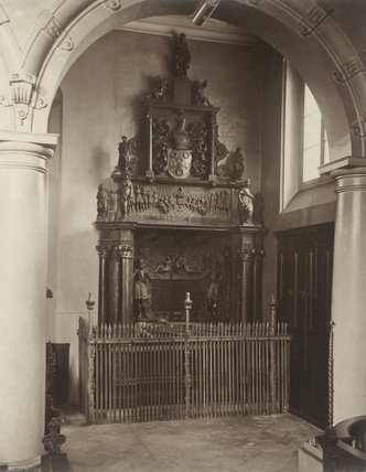 Charterhouse, founder's tomb: 1880