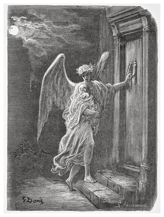 The angel and the orphan: 1872