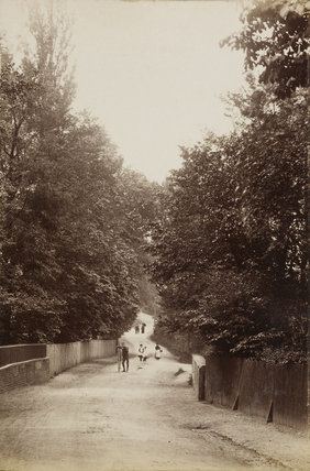 The Waterfall, Colney Hatch Lane, Friern Barnet; c.1870