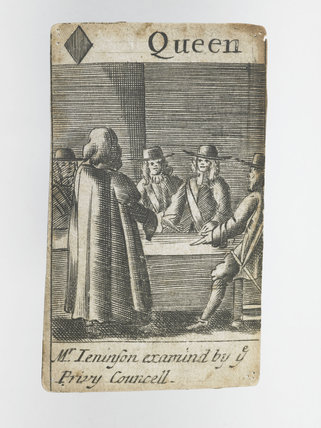 Playing card: c.1680