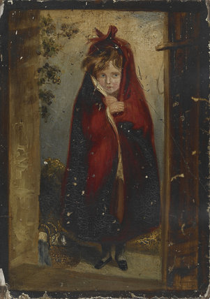 Little Red Riding Hood; c.1834