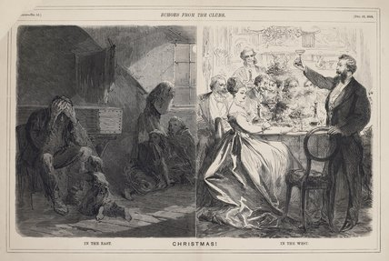 Christmas! In the East; In the West: 1868