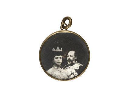 Souvenir of the Coronation of HM King Edward VI; 1902