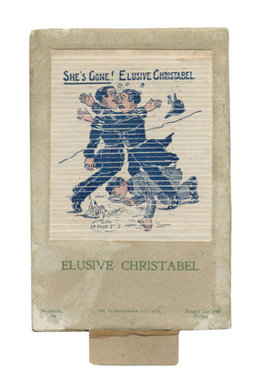 Elusive Christabel; 1912