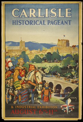 The Carlisle Historical Pageant and Industrial Exhibition; 1951