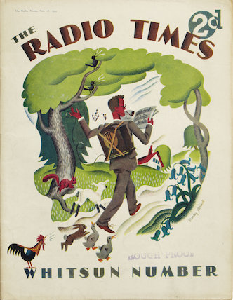 Radio Times cover 18th May 1934