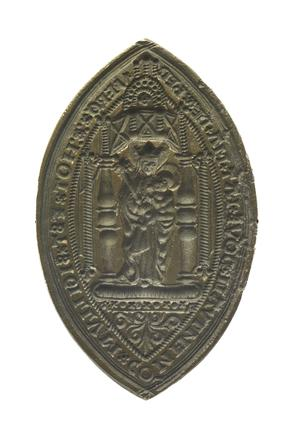 Seal of St. Mary Bel: 16th century