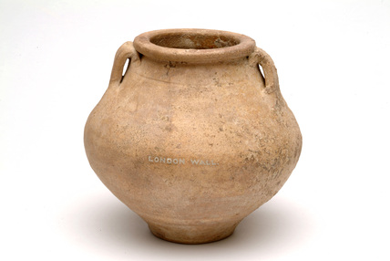 Roman two-handled jar