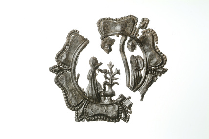 Walsingham badge: 11th-15th century