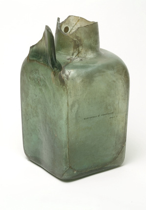 Roman Prismatic square bottle