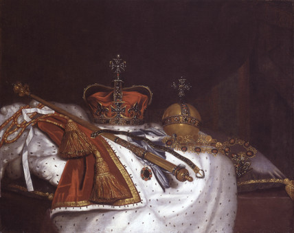Regalia of Charles II: 1670