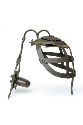 Scold S Bridle 17th Century At Museum Of London