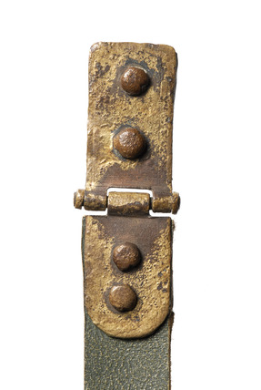 Roman armour hinged strap fitting