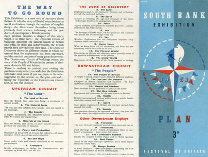 South Bank Exhibition: 1951