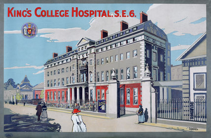 Save your hospitals: Kings College Hospital: 20th century