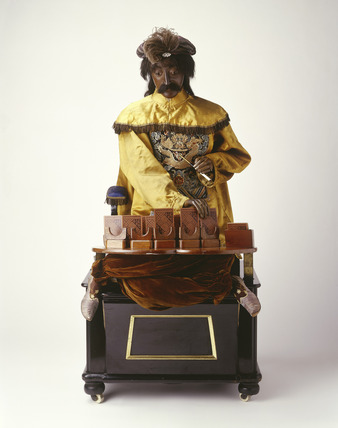 Psycho, the whist playing automaton: 19th century
