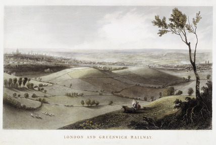 The London and Greenwich Railway: 19th century