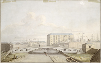 Surrey Commercial Dock: 19th century