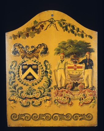 Livery Company trade sign: 19th century