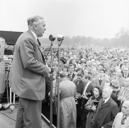 Labour Party May Day rally in Hyde Park: 1960