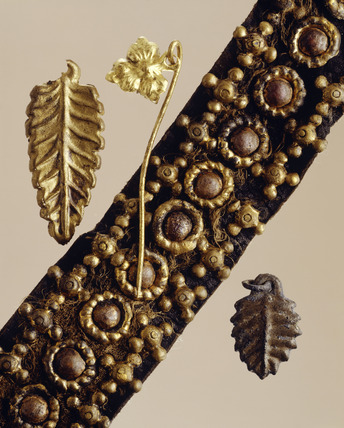 Selection of Medieval dress ornaments
