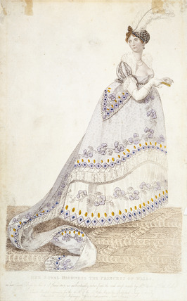 Her Royal Highness the Princess of Wales: 1807
