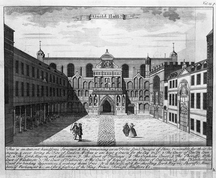 Guildhall: 18th century