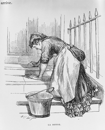 The Scullery Maid: 1884
