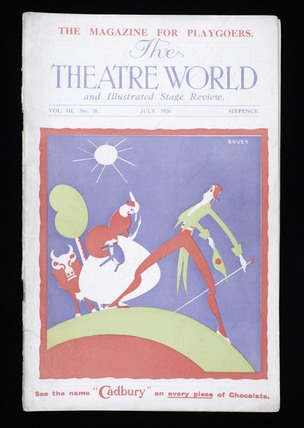 The Theatre World and illustrated stage review, Issue no.18