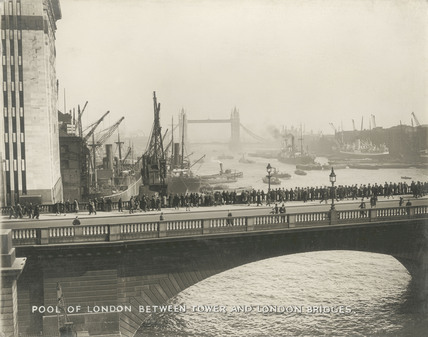 London Bridge; C 1930