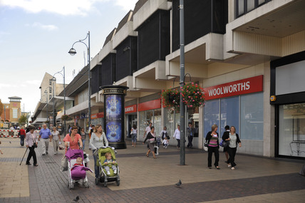 Bexleyheath High Street; 2008