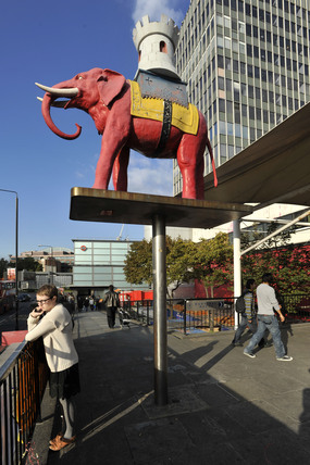 The Elephant and Castle Shopping Centre; 2009