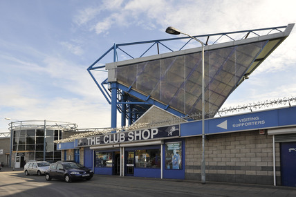 Millwall Football Club Stadium; 2009