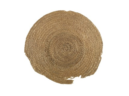 Straw hat for artist's lay figure: 18th century