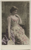 Lillie Langtry as Lena Despard in 'As in a Looking Glass'