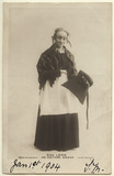 Dan Leno as Mother Goose