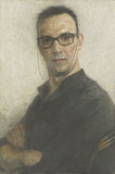 Self-Portrait by Jorge Castillejo Striano