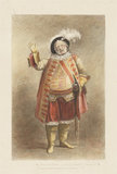 Robert William Elliston as Falstaff