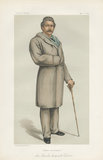 Sir Charles Bennett Lawes-Wittewronge, 2nd Bt ('Men of the Day. No. 284.')
