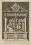 The Neville Monument in Canterbury Cathedral (Thomas Neville; Alexander Neville (Nevile))