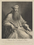Unknown man engraved as Reginald Pole