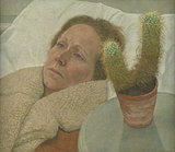 Sheepskin and Cactus by Antony Williams