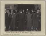 'Visit of Basuto Chiefs to the House of Commons'