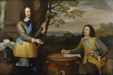King Charles I; Sir Edward Walker
